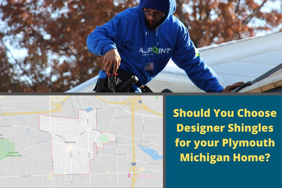 Should You Choose Designer Shingles for your Plymouth Michigan Home?