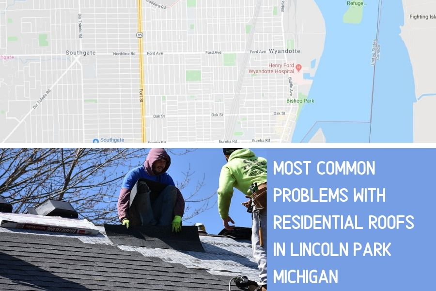 Roofers in Lincoln Park MI