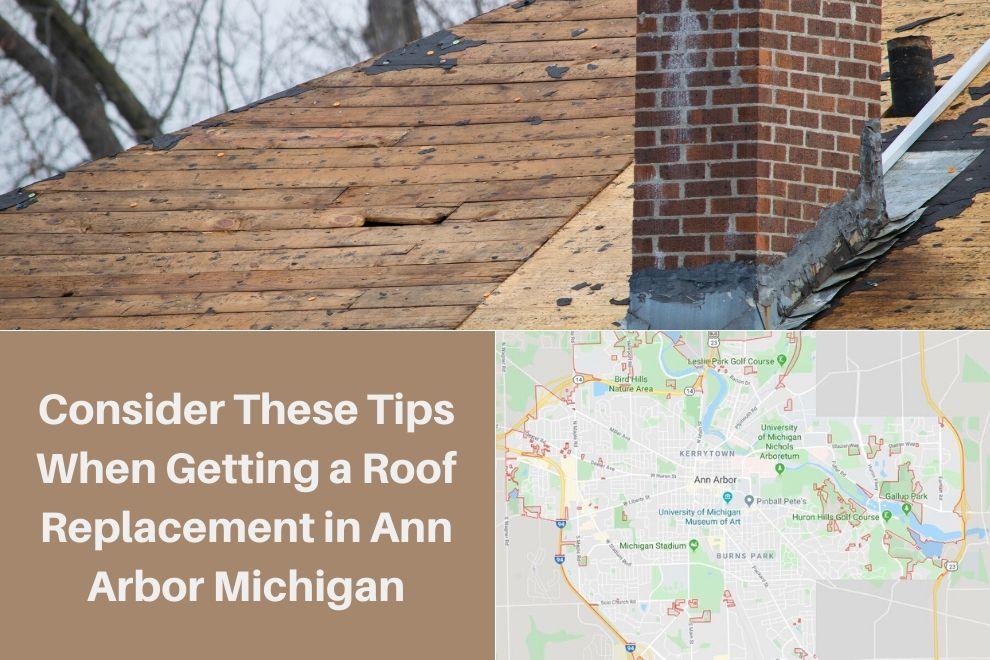 Roofing Ann Arbor MI