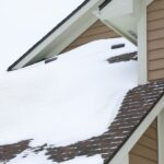 Is Snow Build Up On My Roof in Dearborn Michigan Bad?