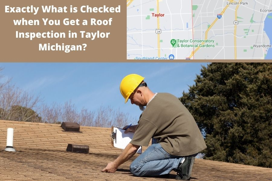Roofing Taylor Mi