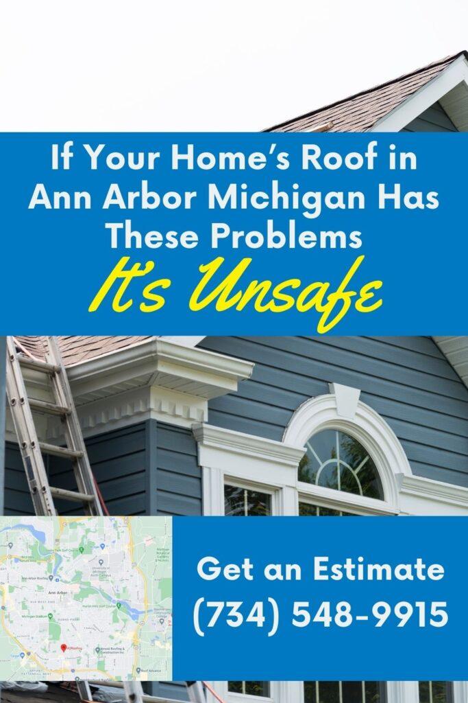 Roof Replacement Ann Arbor MI