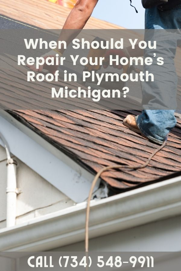 Roofing in Plymouth MI