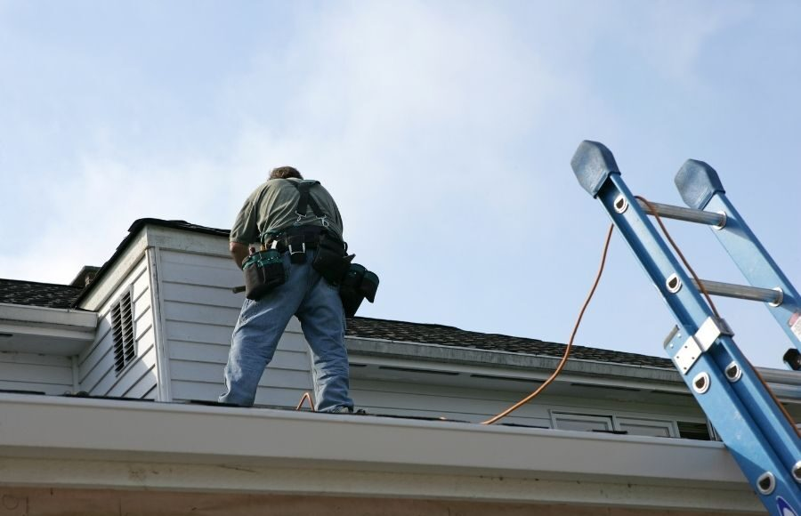 When Should You Repair Your Home's Roof in Plymouth Michigan?